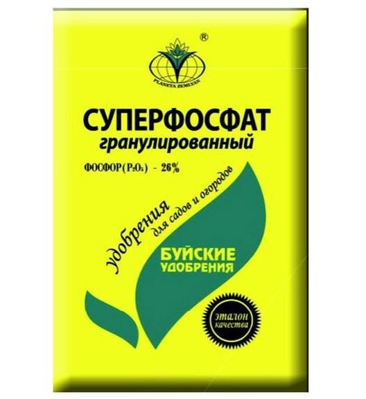 Суперфосфат гранулированный P-27%,N-6%