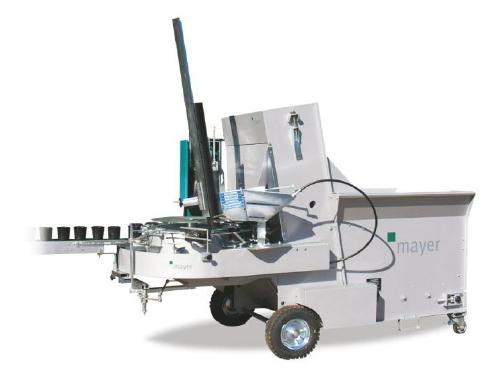 Машина для наполнения цветочных горшков ТМ 1610