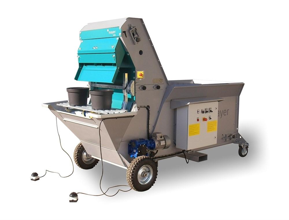 Машина для наполнения контейнеров ТМ 2018