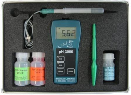 """Набор для измерения кислотности """"pH 3000"""""""