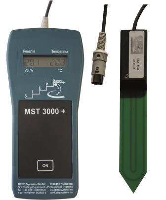 Переносной прибор MST 3000+