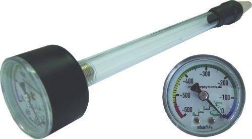 Тензиометр с аналоговым манометром