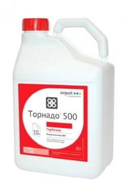 Торнадо 500, ВР