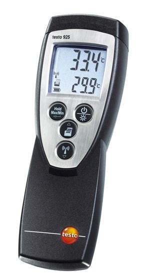 Термометр секундный с защитным футляром