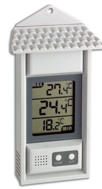 Цифровой максимально-минимальный термометр