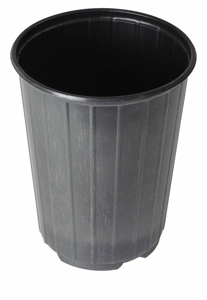 Горшок 3,0 л (черн d-160, h-205 формовка)
