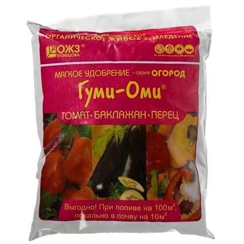 """Гуми-оми """"Томат, баклажан, перец"""" (0,7 кг)"""