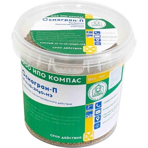 Осмогран-П (17-11-10+2MgO+МЭ) 3-4 мес. (1 кг)