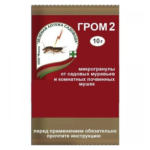 Гром-2, Г