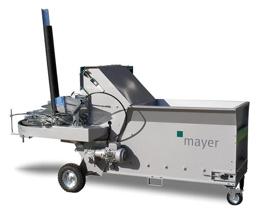 Машина для наполнения цветочных горшков ТМ 1810