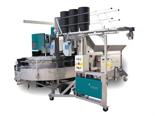 Машина для наполнения цветочных горшков ТМ 2800