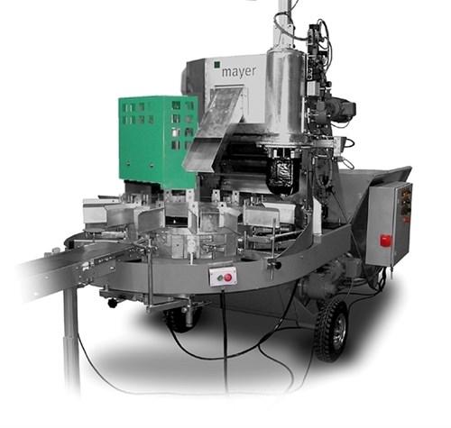 Машина для наполнения полиэтиленовых мешков (пакетов) ТМ 1013