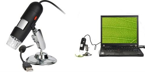 Микроскоп с интерфейсом USB