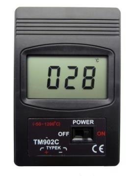 Термометр секундный «Эконом»
