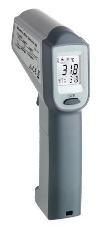 Инфракрасный термометр с лазерным целеуказанием
