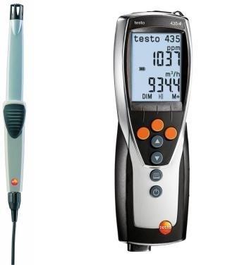 Прибор для измерения СО2, температуры и влажности воздуха