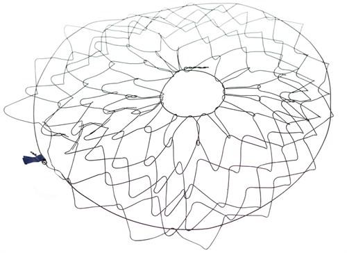 Сетка для комов растений 350мм (100шт/упаковка)