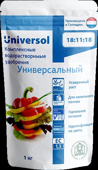 """Универсол """"Универсальный"""" (18-11-18+2,5MgO+мэ)"""