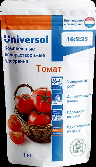 Универсол Томат (16-5-250+3,4MgO+мэ) - копия - фото 8220