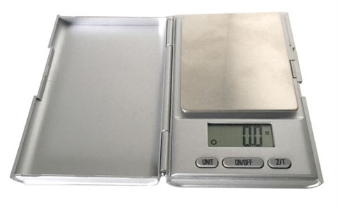 Весы карманные